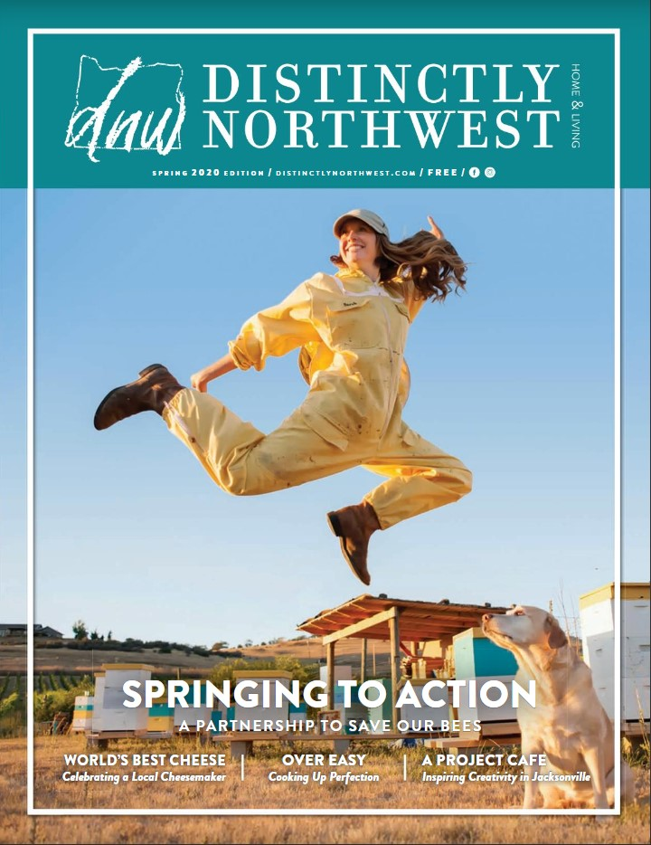 [COVER PAGE] Spring 2020 - Distinctly Northwest