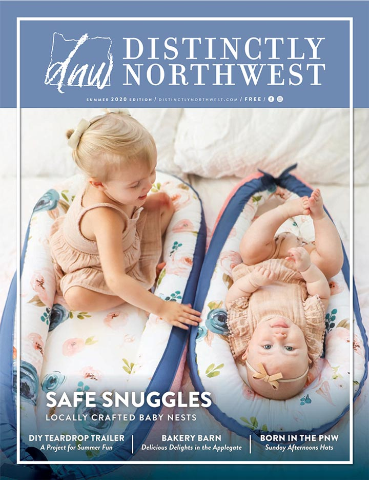 COVER PAGE Summer 2020 Distinctly Northwest