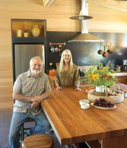 Asher Home in Williams OR Kitchen Bill and Kathy Hoffman